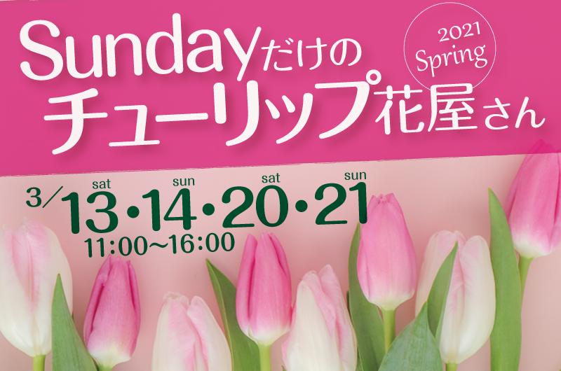 花屋さん2021春